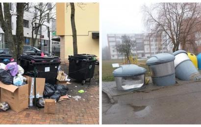 Dėmesys – šiukšlynui miesto centre: įrengs kameras ir drausmins įmones