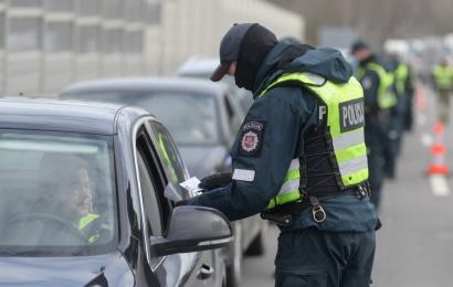 Nuo trečiadienio judėjimo tarp savivaldybių ribojimai visoje Lietuvoje yra atšaukiami