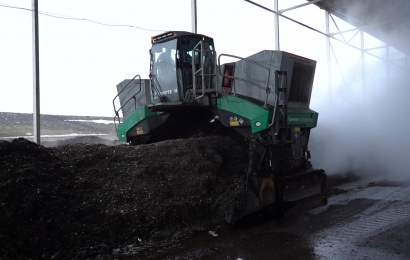 Iš mūsų atliekų pagamintas kompostas – trąša, pelniusi tylų pripažinimą