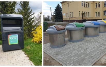 Alytaus rajone – dar daugiau galimybių rūšiuoti atliekas
