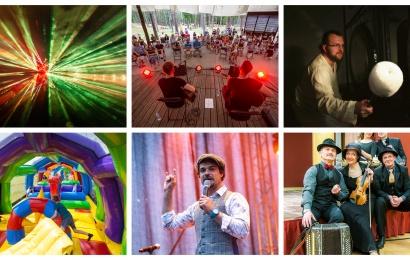 Savaitgalis Druskininkuose: rekordinis lazerių spalvų šou, koncertas ant vandens ir kiti vasaros atradimai