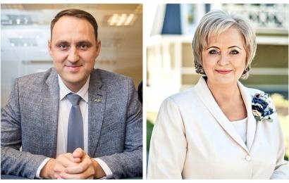 Tarp socialdemokratų pirmininkės pavaduotojų – ir du Dzūkijos merai