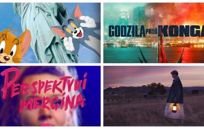 """Atgal į kino teatrą: """"Dainavoje"""" – keturi nauji filmai"""
