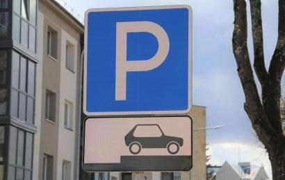 Galimybė bendrijoms – parkavimo vietos bendrojo naudojimo teritorijose