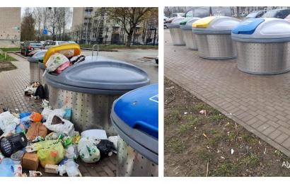Gelbėtojų komanda iš ARATC: atliekas mes sutvarkysime, bet kas pakeis žmonių elgesį?