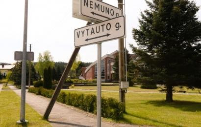 Gyventojai bus randami greičiau – gatvėms suteikti pavadinimai