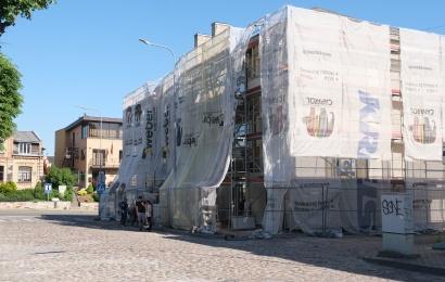 Dėl pakilusių statybinių medžiagų kainų stringa daugiabučių renovacija