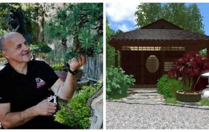 Japoniško sodo Alytuje idėja – ranka pasiekiama: trūksta tik alytiškių palaikymo