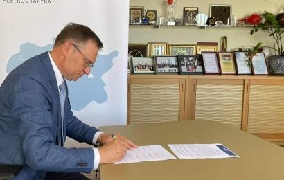 Prie vieningo Europos ekonominio tinklo kūrimo jungiasi ir Alytaus regiono plėtros taryba