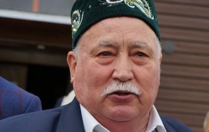 Alytaus rajono garbės piliečio vardas – totorių bendruomenės vadovui I. Makulavičiui