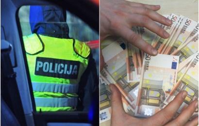 Po uolaus policininko skraiste – dvigubas gyvenimas: slapta reketavo prostitutes
