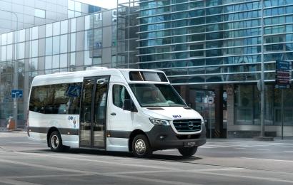 Kurorto ambicija – tik ekologiškas viešasis transportas: jau nupirko du elektrobusus