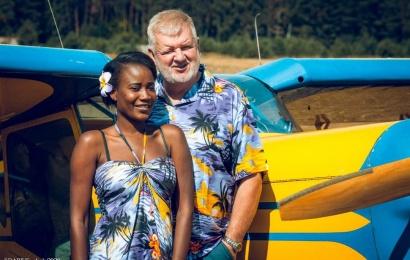 Afrikietę vedęs Gintaras Šiurkus ryžosi dar vienam iššūkiui – rūpinasi penkiolikmečiu