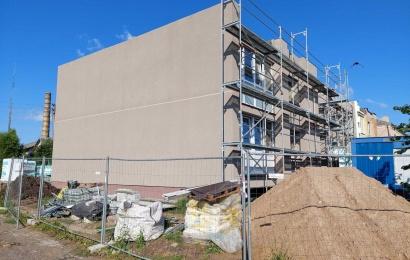 Daugiabučio renovacija Alytaus rajone: sąskaitos už šildymą sumažės dvigubai