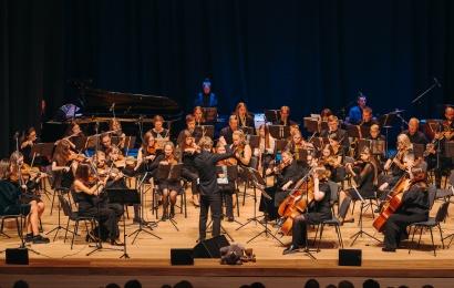 """Tarptautinį Dainavos šalies muzikos festivalį tradiciškai baigė orkestras """"Svajonė"""""""