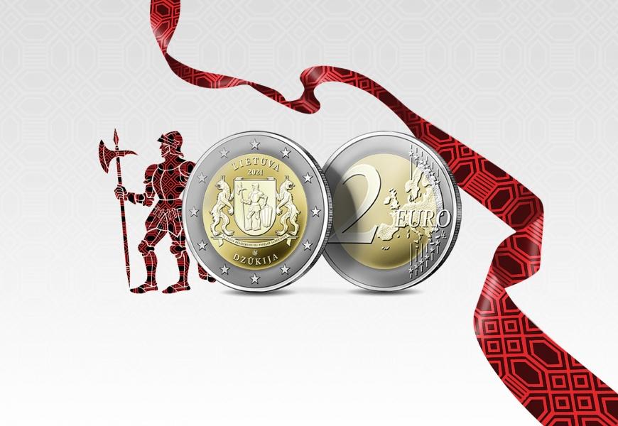Ant dzūkiško euro – šarvuotas karys ir dvi lūšys