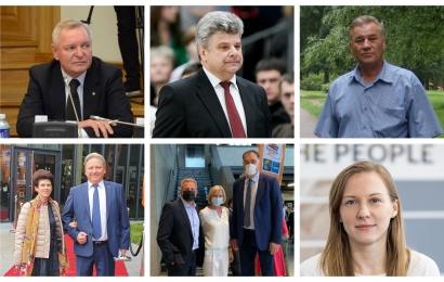 LKF padėkos ir apdovanojimai už nuopelnus Lietuvos krepšiniui – šešiems alytiškiams