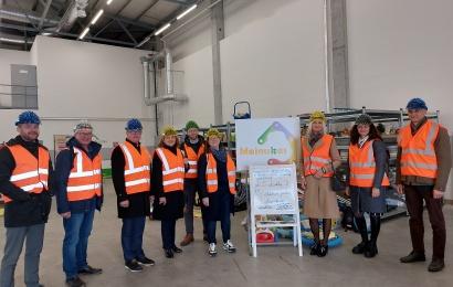 Alytaus regiono atliekų tvarkymo centre – susitikimas su Prezidento patarėjais