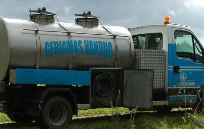 Laikinai nutraukiamas šalto vandens tiekimas dviejų Alytaus gatvių gyventojams