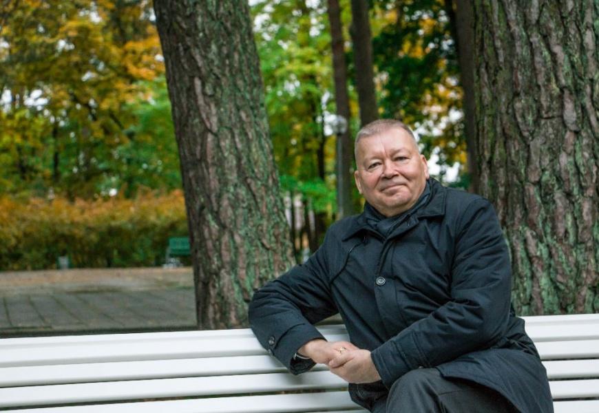 Dėl gyvybės kovojančio V. Grigaravičiaus laukia širdies persodinimas