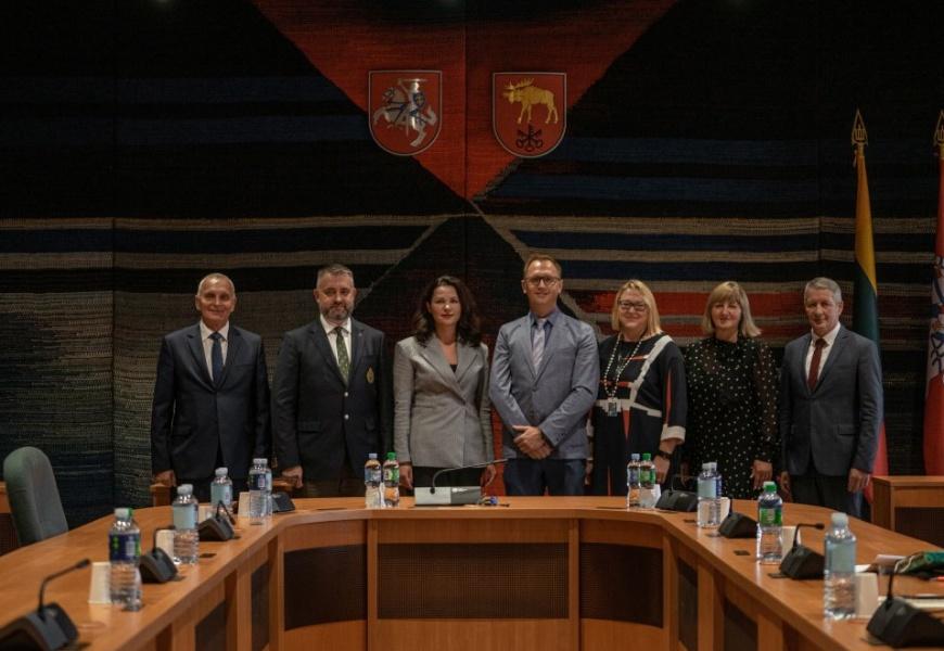 """Lazdijuose – reikšmingų investicijų nuojautos: UAB """"Mockavos terminalas"""" – AB """"ORLEN Lietuva"""" žinioje"""