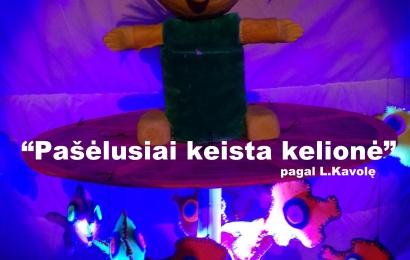 """Alytaus lėlių teatras """"Aitvaras"""" pradeda 25 sezoną"""
