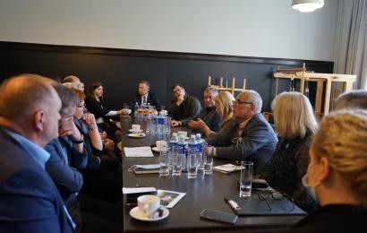Alytaus rajono Verslo tarybos posėdis – su Seimo ir Vyriausybės nariais