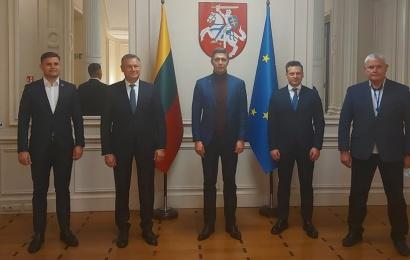 Į Europą siekiama žiūrėti  iš jos regionų perspektyvos