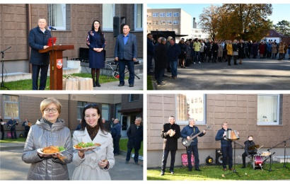 Savivaldos dienos proga – šventiniai priešpiečiai Alytaus rajono savivaldybės bendruomenei